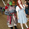 Lieutenant Illarion and Dorothy Gale