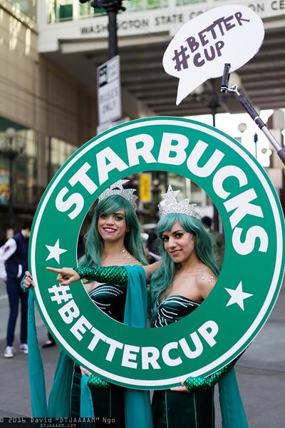 Starbucks Models