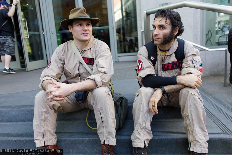 Indiana Jones and Wolverine