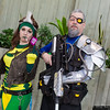 Rogue and Cable