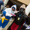 Captain Cold and Gorilla Grodd