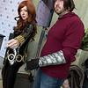 Black Widow and Bucky Barnes