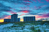 Destin Condos at Sunset