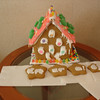 Gingerbread house homeless no more!