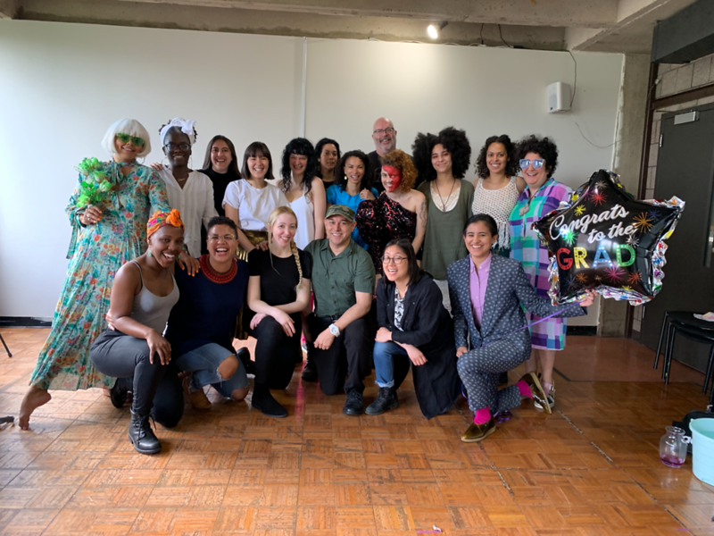 EmergeNYC 2019 cohort