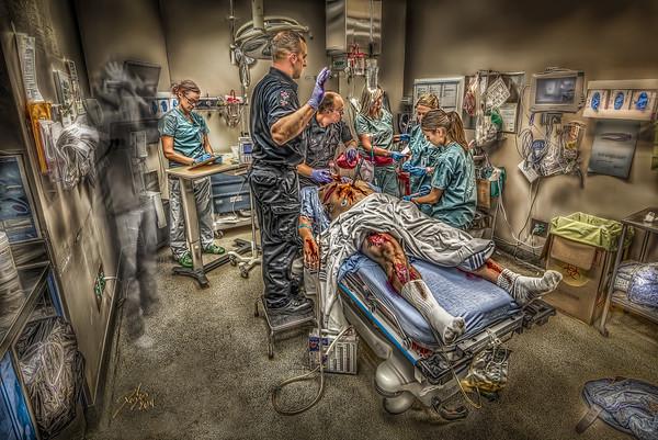 Trauma Room
