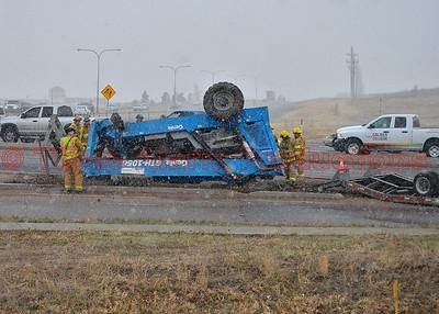 Colorado Springs-Traffic Accident-Barnes Road