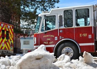 Elizabeth Fire Department-Smoke in the School