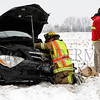Tractor Trailer vs. Mini Van in Earl Township