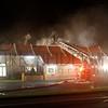 2nd alarm fire closes Ephrata McDonald's