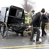 Horse and Buggy Crash