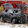 Caernarvon Tractor Trailer Crash