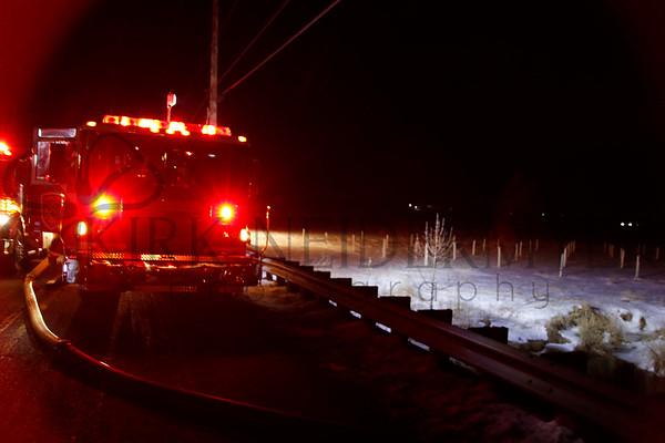03.19.17 Wood shop fire in Caernarvon Township