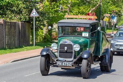 PN4752 1929 Ford Model AA