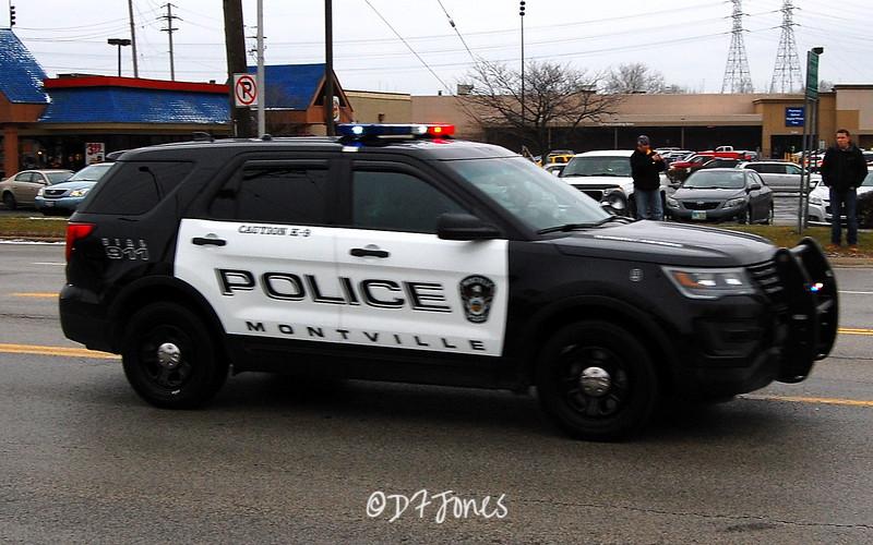 Montville Township (Ohio) Police