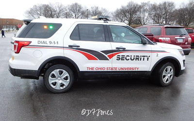 Ohio State University Police Department