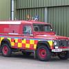 Perranporth Airfield Fire Truck (2) - 16 February 2017