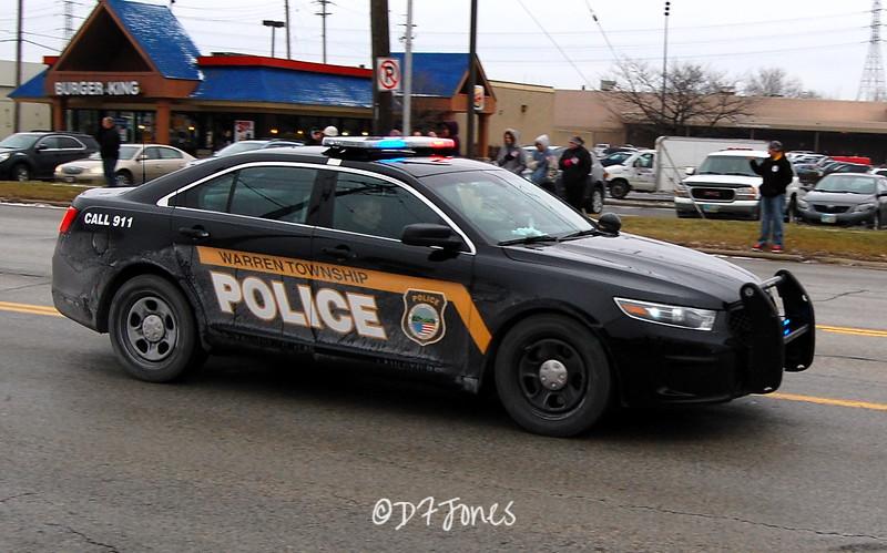 Warren Township (Ohio) Police