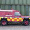 Perranporth Airfield Fire Truck (1) - 16 February 2017