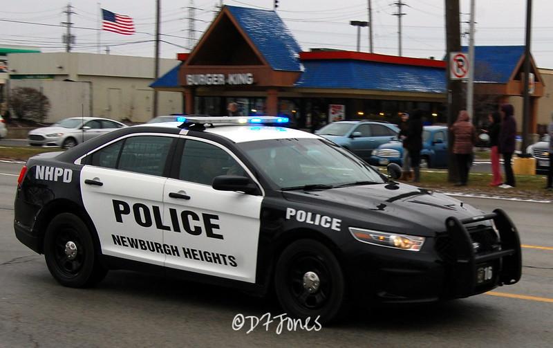 Newburgh Heights (Ohio) Police