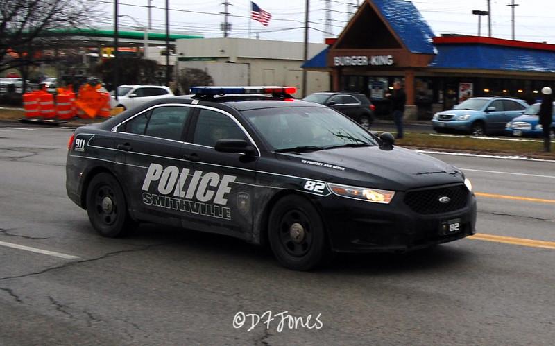 Smithville (Ohio) Police