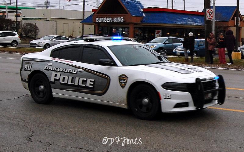 Oakwood Village (Ohio) Police