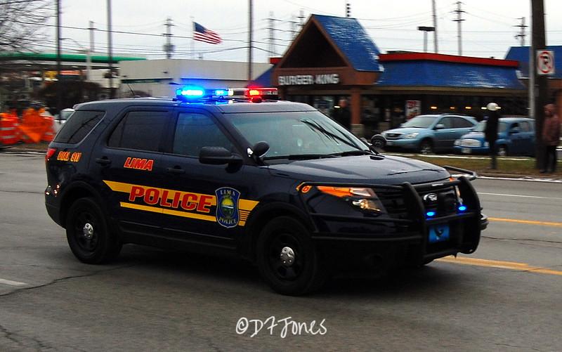 Lima (Ohio) Police