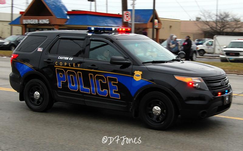 Copley (Ohio) Police