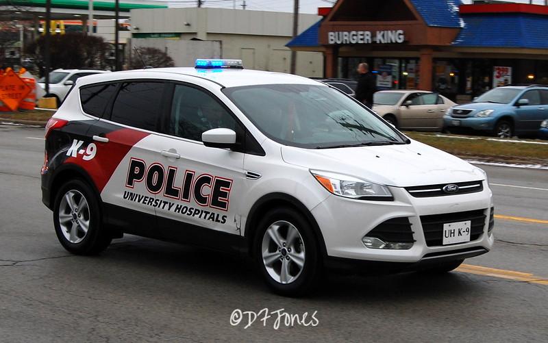 University Hospitals Police