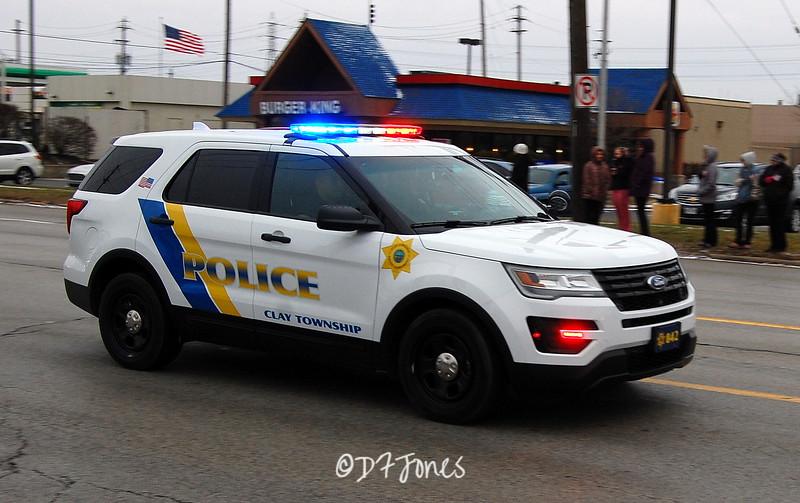 Clay Township (Ohio) Police