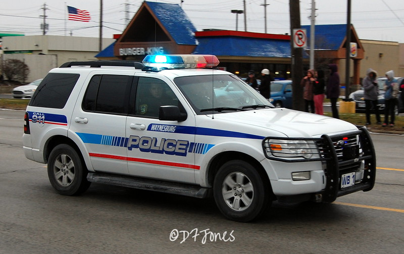 Waynesburg (Ohio) Police