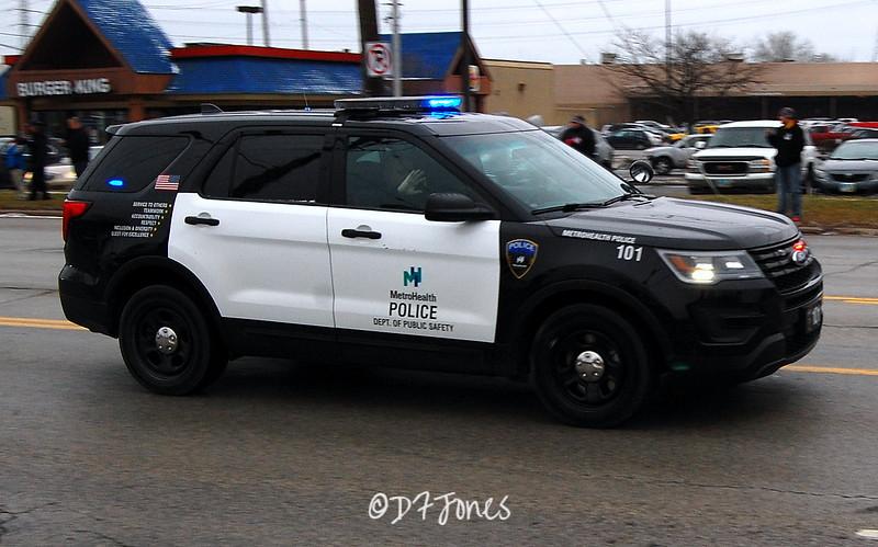 MetroHealth Police