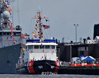 USCGC Katmai Bay
