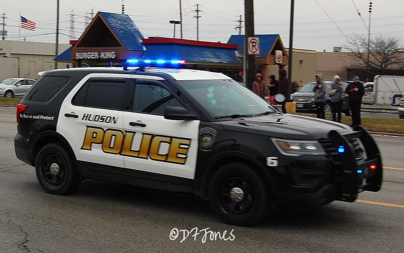Hudson (Ohio) Police