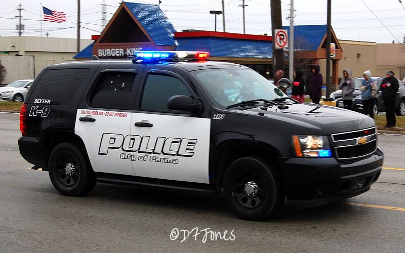 Parma (Ohio) Police