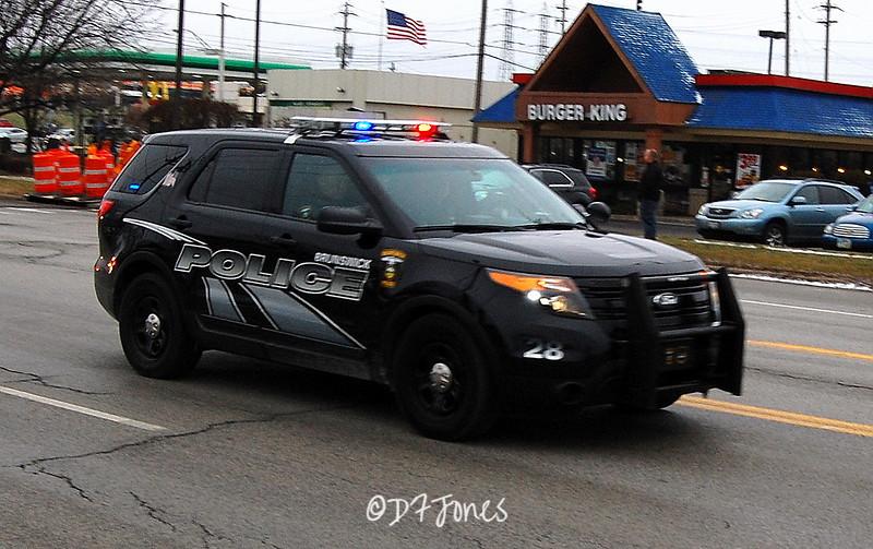 Brunswick (Ohio) Police