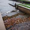 Boat ramp at American Legion Post #47