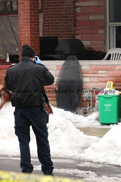 2/19/14 - 500 Block N Jordan St - Allentown - Shooting