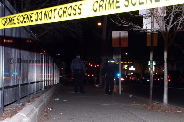 3/7/2012 - 6th & Tilghman Streets - Homicide Scene
