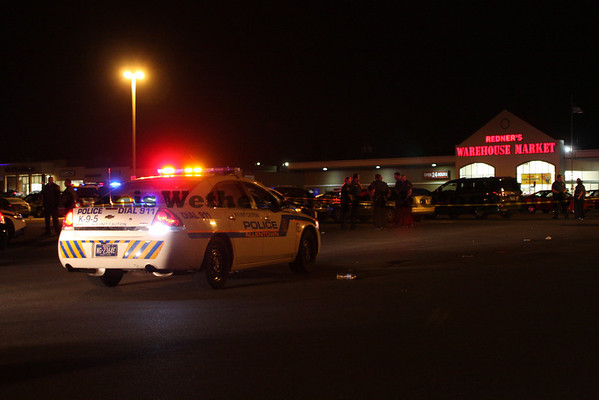 4/15/12 - Club Horizons - Allentown - Homicide