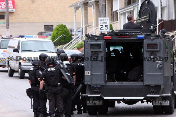 6/18/12 - 700 Block N 4th St - Allentown - Shooting