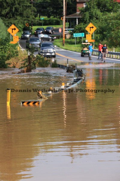 8/11/8 - Lower Milford Township Flooding