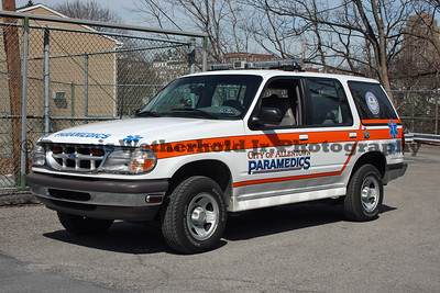 Emergency Services Vehicles