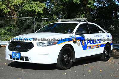 Police & EMS Vehicle
