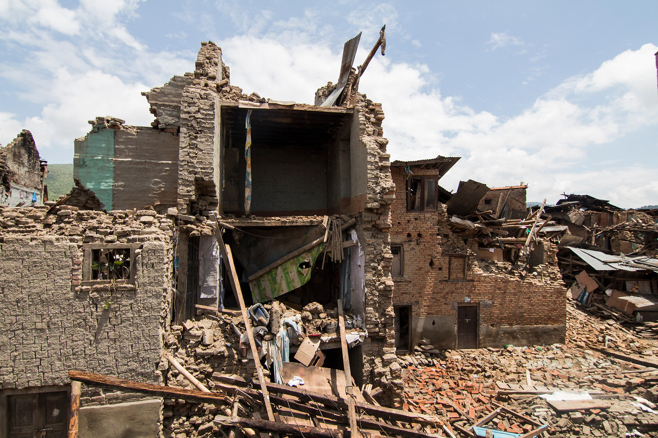 Nepal earthquacke 2015
