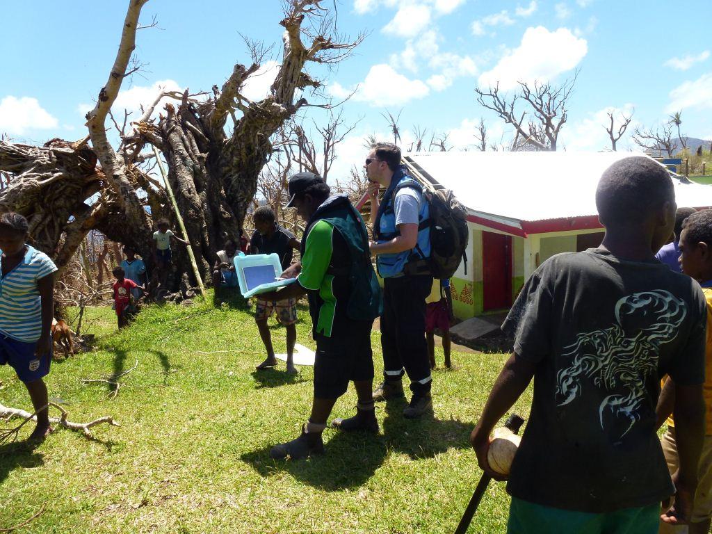 Cyclone Pam, Vanuatu 2015