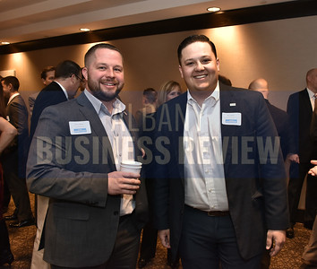 Jason Moak from Fusco Personnel and Wes Miller from Pinnacle Human Resources