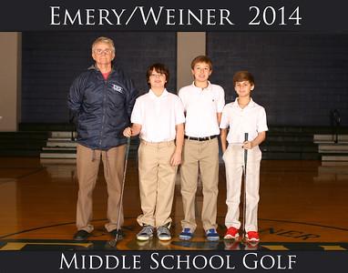 Emery Weiner 2013/2014 Team pictures