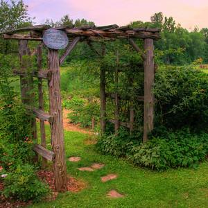 The Little Garden. Photo © Alex Emes