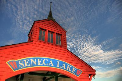 Seneca Lake, New York. Photo © 2008 Alex Emes